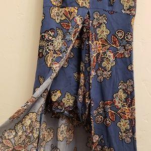 Coco Jolie Dresses - Coco jolie floral maxi/ romper